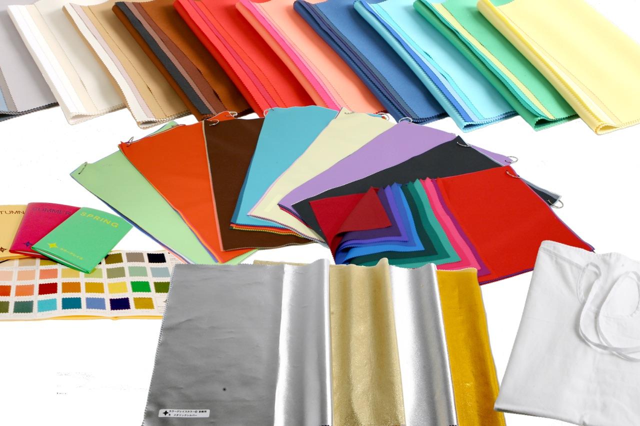 トータルファッションカラーコーディネーターフルセットイメージ